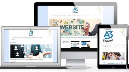 Site web Responsive Design